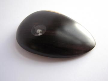 Paperweight African blackwood : $113