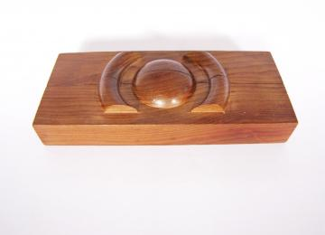 Yew Wood Pill or condom box : $240