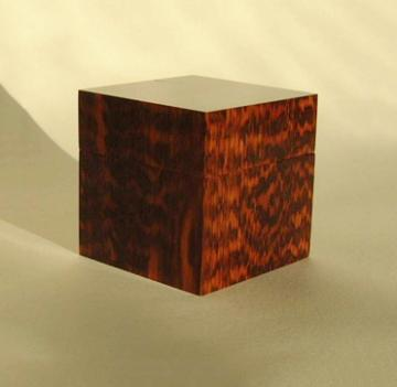 Snakewood Ring box : $260