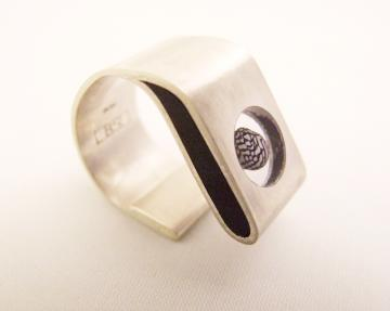 Silver, Ebony with Zebra shell Adjustable : $373